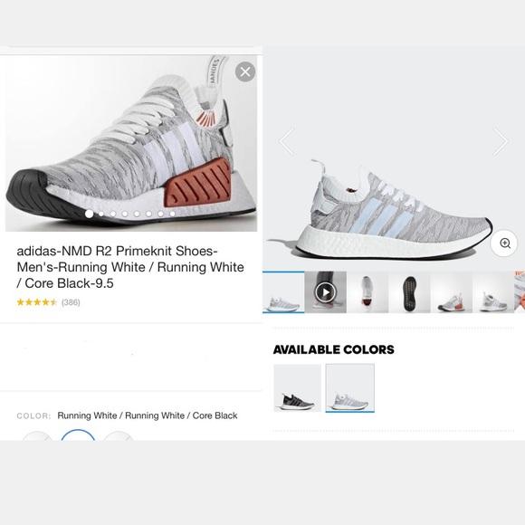 adidas schuhe, neue nmd r2 mens 10 poshmark